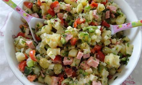 la cuisine à toute vapeur salade de pommes de terre à l 39 italienne recette az