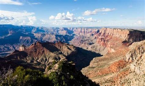 research reveals grand canyon  million years