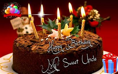 Uncle Birthday Happy Wishes Cake Messages Dear