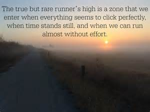 Runners High Quotes