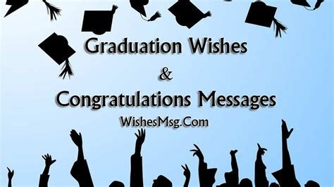 graduation wishes  messages congratulation quotes wishesmsg