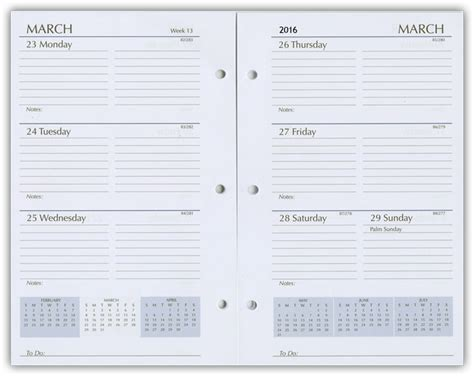 planner refills weekly planner refill inserts