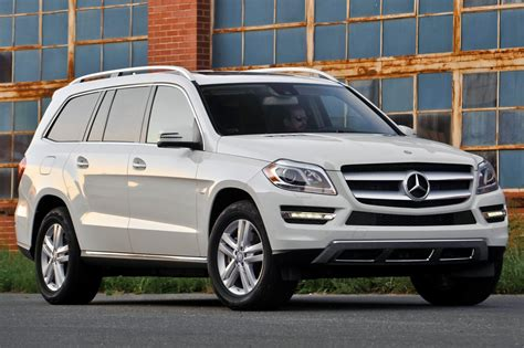 Used 2014 Mercedes-benz Gl-class Suv Pricing