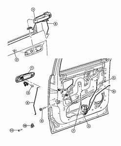 2000 Dodge Durango Door Lock Diagram