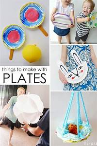 Crazy, Things, You, Can, Make, With, A, Paper, Plate
