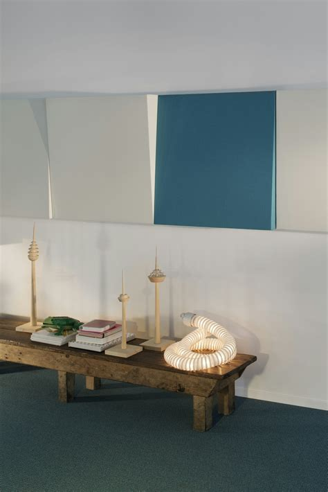 fabric decorative acoustical panels move cas collection by