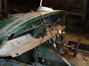 Mg Midget 1965 Mkii Restoration Project  November 2012