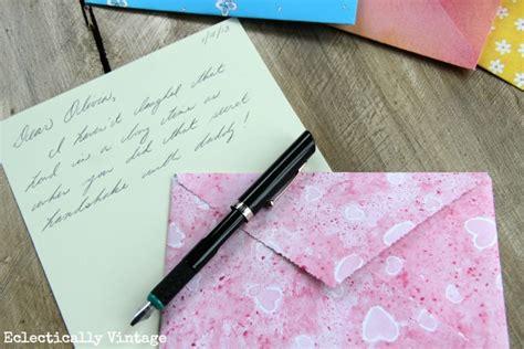 diy envelopes   paper