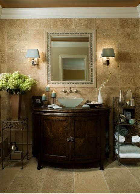 Tuscan Bathroom Design by Tuscan Bathroom Design Ideas