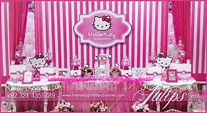 Hello Kitty Birthday Party Theme Ideas & Planner in Pakistan