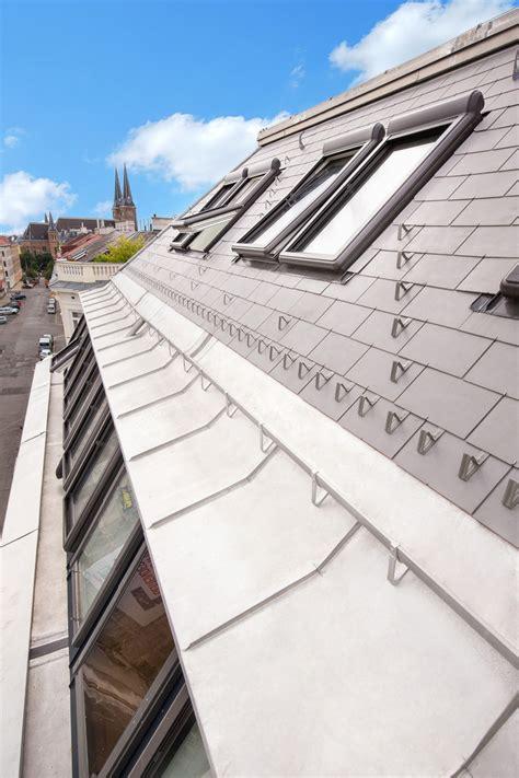 Klimata kontrole Vīnes ēkā - FAKRO