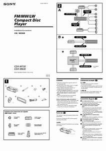 Sony Mex Bt39uw Wiring Diagram