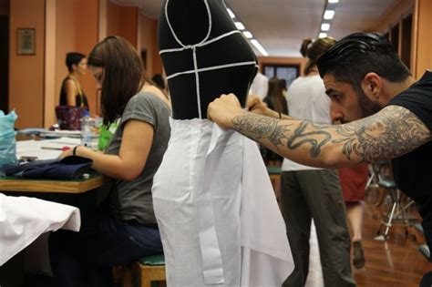 Draping Course, Master Course Of Fashion, School Of