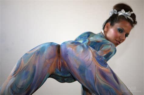 Erotic Body Painting Pics Pic Of