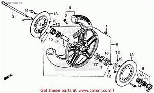 Honda Shadow 750 Carburetor Diagram