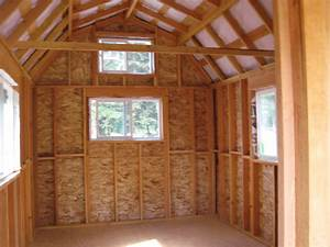 Rough, Cut, Sheds, Barn, Style