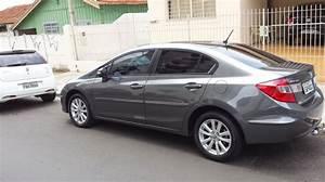 Honda New Civic Lxr 2 0 I-vtec  Flex   Aut  2013  2014 - Sal U00e3o Do Carro