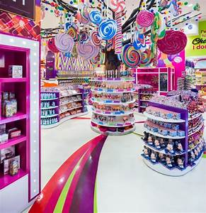 Candylicious at The Dubai Mall by Studio EM, Dubai – UAE