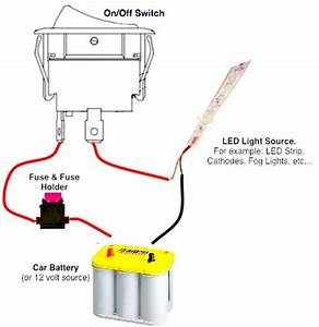 12v Toggle Switch Wiring Diagram Lawn Mower