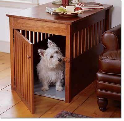 diy  wooden dog crate   plans  wood