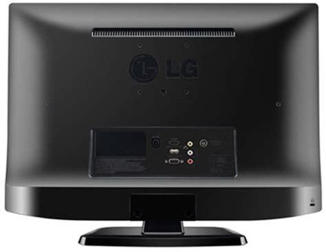 "Lg 24mn42a 24"" Multisystem Led Tv Pal Ntsc Secam 110 220"