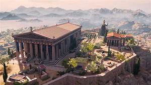 Re-Building Athens [Assassin's Creed Odyssey] - Diorama