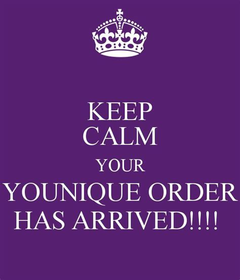 when your package arrives by your younique package has arrived www daynasyounique younique package
