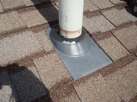 repair  roof flashing boot   flash fine