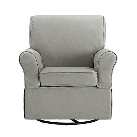 Baby Relax The Kelcie Nursery Swivel Glider Chair And