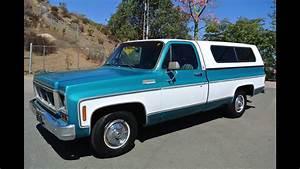 1973 Gmc Sierra Grande Fifteen Hundred 1500 Chevrolet Gm