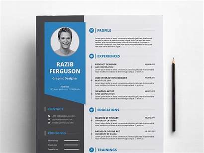 Resume Template Letter Cv Word Format Templates