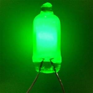 Green Neon Lamp from Yancheng Bright New Light Source Co