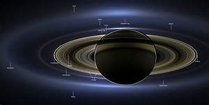 Cassini Reveals Saturn in Stunning 400,000-Mile-Wide ...