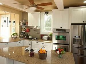 30 Bright and White Kitchens HGTV