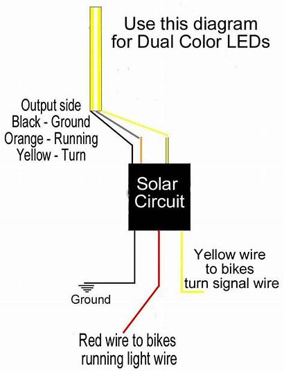Wiring Diagram Signal Turn Led Motorcycle Wire