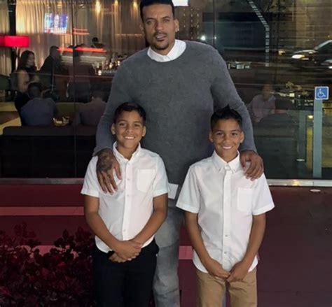 Matt Barnes Family by Matt Barnes Awarded Sole Custody Of Sons With Ex