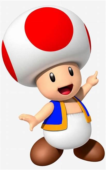 Mario Toad Super Clipart Christmas Transparent Nicepng