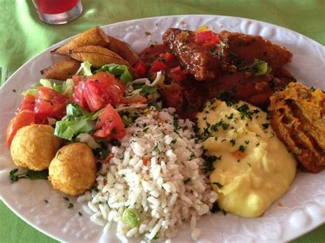 Creole Fish Dish  Picture Of Debbie's Homemade Foods, St