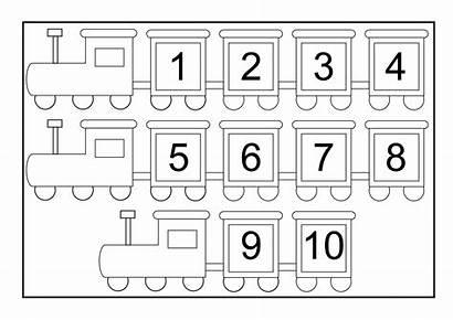 Numbers Worksheets Worksheet Number Printable Preschool Printables
