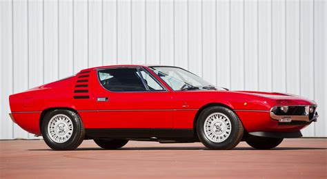 Alfa Romeo Montreal by Alfa Romeo Montreal Sells For Record Breaking 176 000