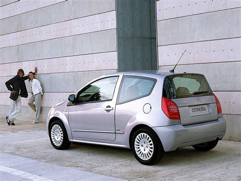 Citroen C2 Specs 2003 2004 2005 2006 2007 2008