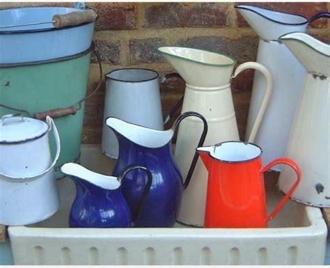 pitchers pails  vintage kitchen store
