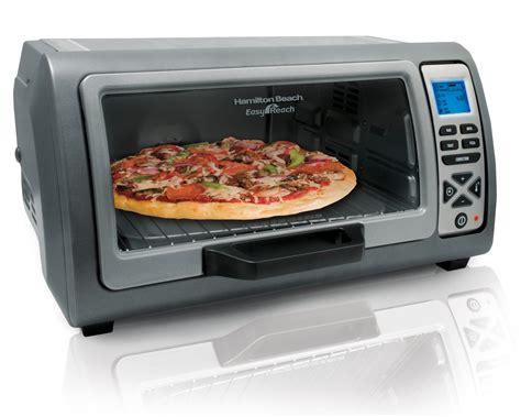 Simple Toaster Oven - hamilton 31128 easy reach digital convection toaster