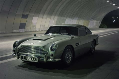 for car bond aston martin db5 replica reincarnation magazine