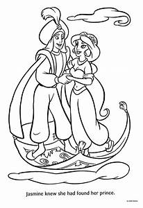 Aladdin Coloring Page | Disney Coloring Pages | Pinterest ...