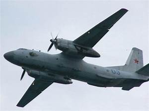Russian Defense Ministry Mulls An-26 Cargo Plane ...