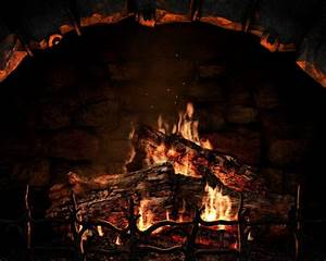 Free Fireplace Wallpapers