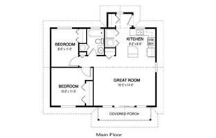 easy floor plan simple one floor plans and house plans linwood custom