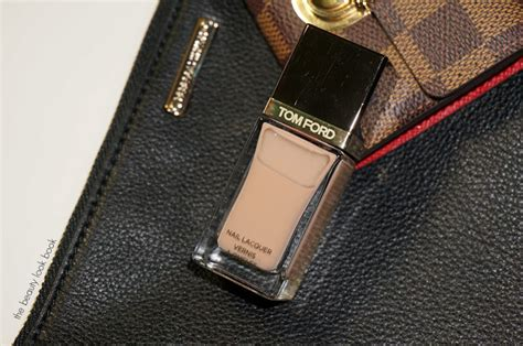 Tom Ford Toasted Sugar Nail Lacquer  The Beauty Look Book