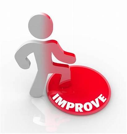 Improvement Self Clipart Button Improvements Needed Person